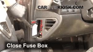 Interior Fuse Box Location: 19951999 Oldsmobile Aurora  1997 Oldsmobile Aurora 40L V8