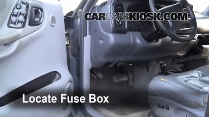 2012 dodge durango fuse box location schematic diagrams rh ogmconsulting co