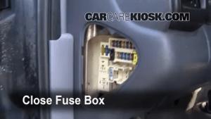 Interior Fuse Box Location: 19982003 Dodge Durango  1999