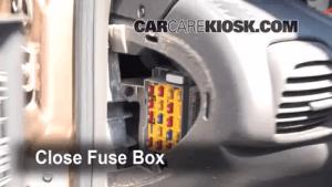 Interior Fuse Box Location: 20002005 Dodge Neon  2001
