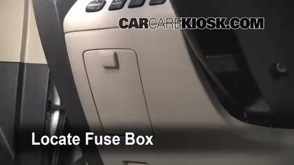 2007 toyota corolla interior fuse box. Black Bedroom Furniture Sets. Home Design Ideas