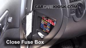Interior Fuse Box Location: 19992006 Volkswagen Golf  2001 Volkswagen Golf GL 19L 4 Cyl