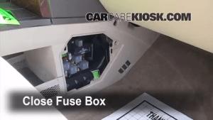 Interior Fuse Box Location: 20022007 Buick Rendezvous  2005 Buick Rendezvous CX 34L V6