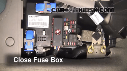 2010 chevy malibu interior fuse box. Black Bedroom Furniture Sets. Home Design Ideas