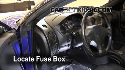 1997 Mitsubishi Eclipse Interior Fuse Box | Psoriasisguru