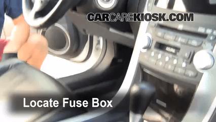 2007 Acura Tl 3 2l V6 Fuse Interior Check