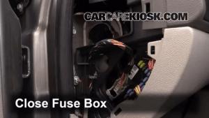 Interior Fuse Box Location: 20072014 GMC Sierra 3500 HD