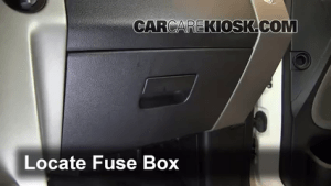 Interior Fuse Box Location: 20062015 Lincoln Mark LT