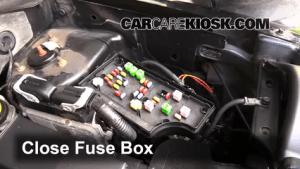 Interior Fuse Box Location: 20072010 Jeep Compass  2008