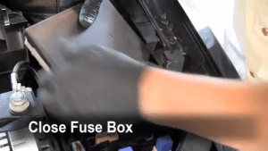 Replace a Fuse: 20072012 Nissan Sentra  2008 Nissan