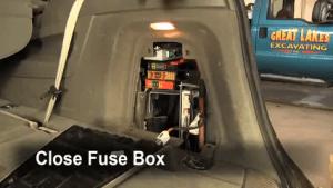 Interior Fuse Box Location: 20072015 Audi Q7  2010 Audi