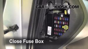 Interior Fuse Box Location: 20062010 Hyundai Sonata
