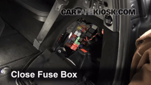 Interior Fuse Box Location: 20072012 MercedesBenz GL450