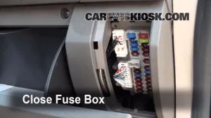 Interior Fuse Box Location: 20052019 Nissan Frontier