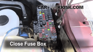 Replace a Fuse: 20082016 Ford F250 Super Duty  2011