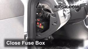 Interior Fuse Box Location: 20122019 Volkswagen Passat  2012 Volkswagen Passat TDI SE 20L 4