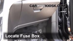 Interior Fuse Box Location: 20132018 Ford CMax  2013