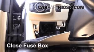 Interior Fuse Box Location: 20132019 Ford Fusion  2013