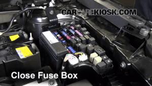 Blown Fuse Check 20132016 Mazda CX5  2013 Mazda CX5