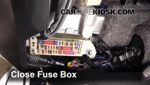 Interior Fuse Box Location: 20132019 Subaru BRZ  2013 Subaru BRZ Limited 20L 4 Cyl