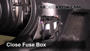 Interior Fuse Box Location: 20142018 Mazda 3  2014 Mazda