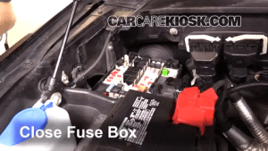 Blown Fuse Check 20152019 Ford F150  2015 Ford F150