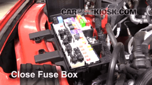 Blown Fuse Check 20152018 Ford Mustang  2015 Ford