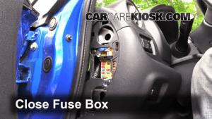Interior Fuse Box Location: 20142019 Nissan Versa Note