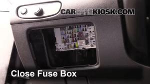 Interior Fuse Box Location: 20162018 Chevrolet Malibu  2016 Chevrolet Malibu LT 15L 4 Cyl Turbo