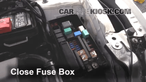 Honda Civic 2016 Fuse Box Diagram Blown Fuse Check 20162019 Honda Civic 2016 Honda Civic LX 20L