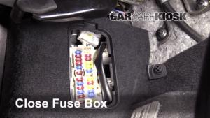 Interior Fuse Box Location: 20142019 Infiniti Q70  2016