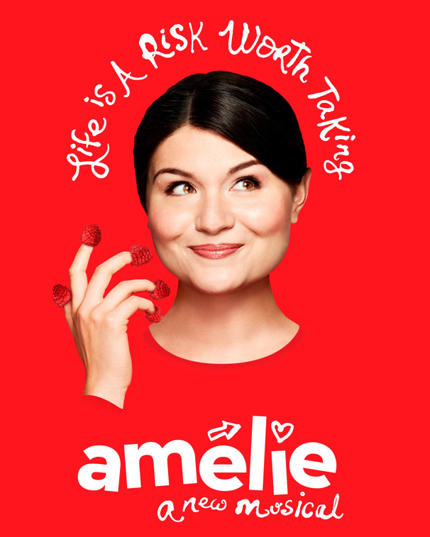 Image result for amelie poster musical