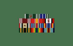 build my rack army badges