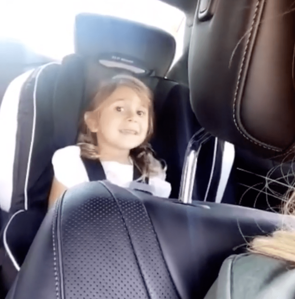 Penelope Disick Lip Syncing To Rihanna Is The Only Thing