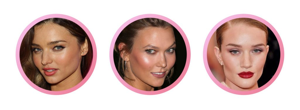 Travel Beauty Highlighter Miranda Kerr Karlie Kloss