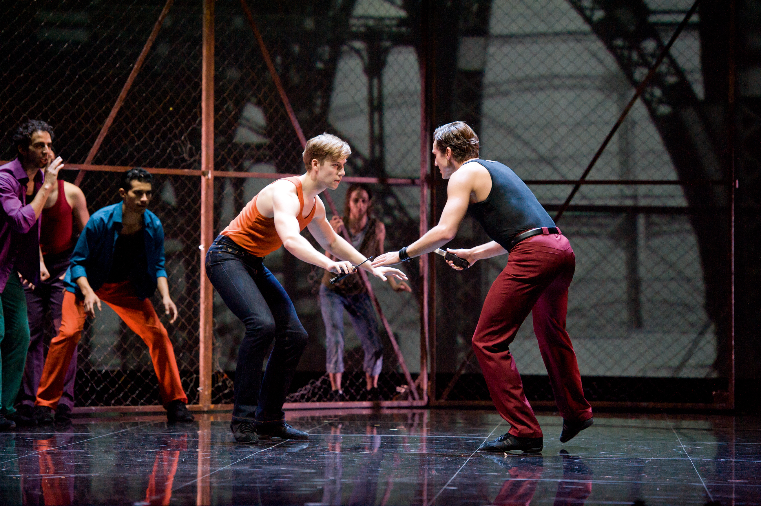 West Side Story Rumble