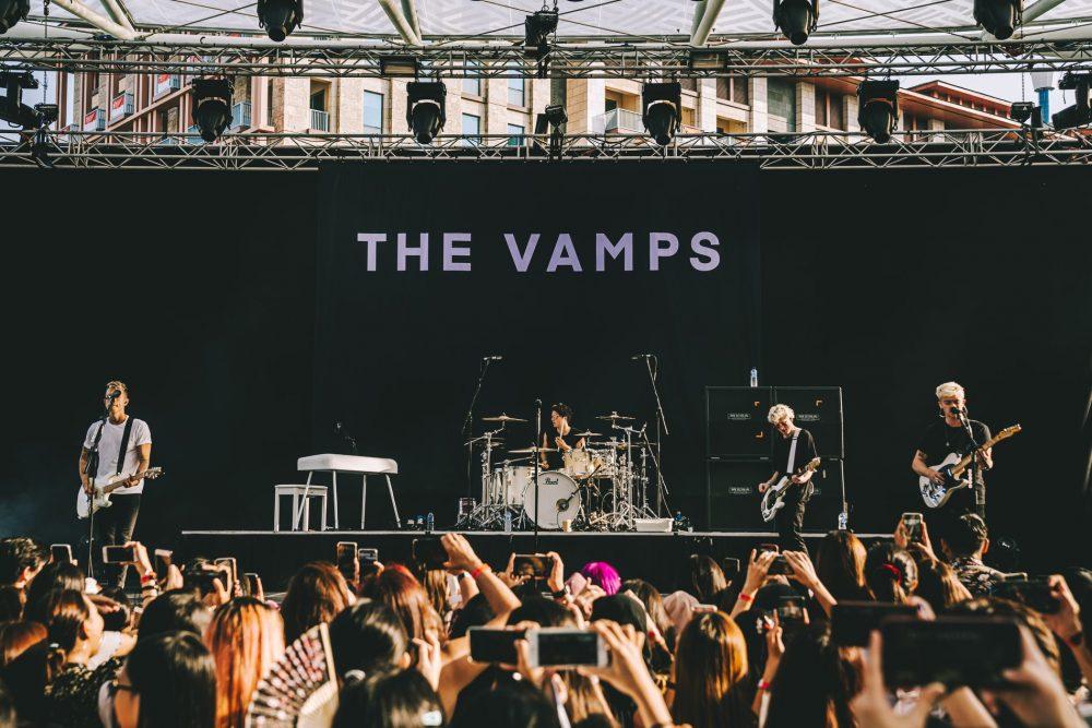 The Vamps Sentosa