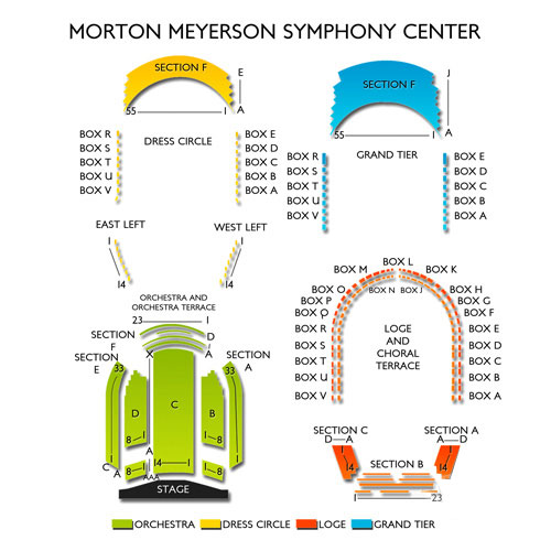 Detroit Seating Dso Chart