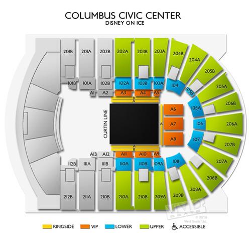 Okc Civic Center Seating Capacity Brokeasshome Com