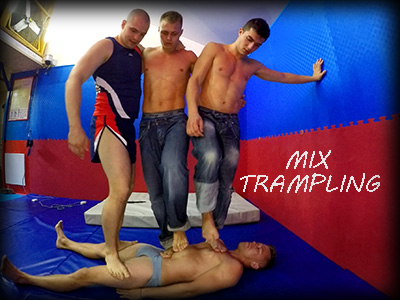mixtrampling