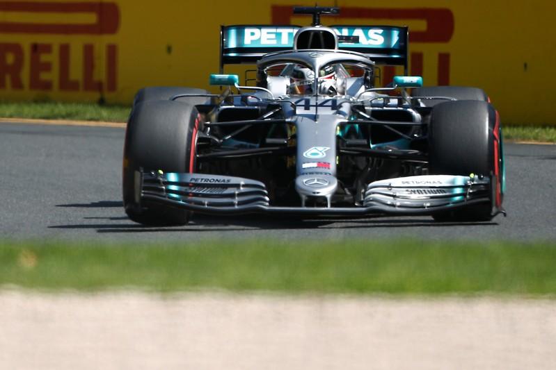 Formula One - Australian Grand Prix