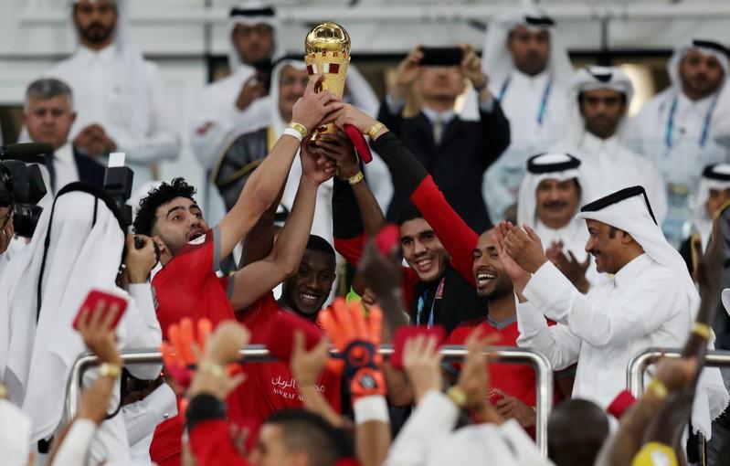 Al Sadd v Al-Duhail - Qatar Emir Cup Final