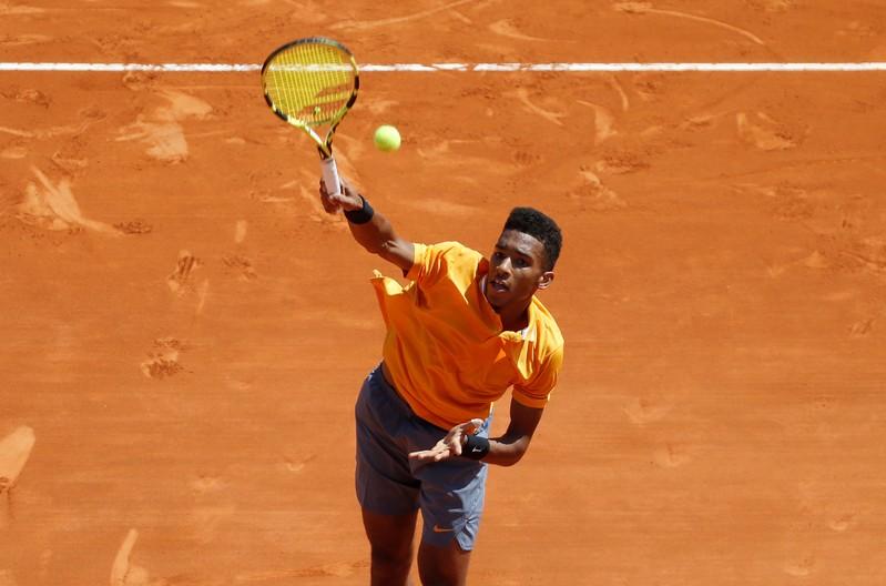 FILE PHOTO: ATP 1000 - Monte Carlo Masters