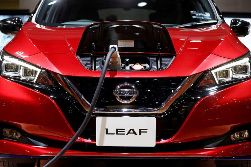 Nissan slashes full-year profit forecast after sales slump