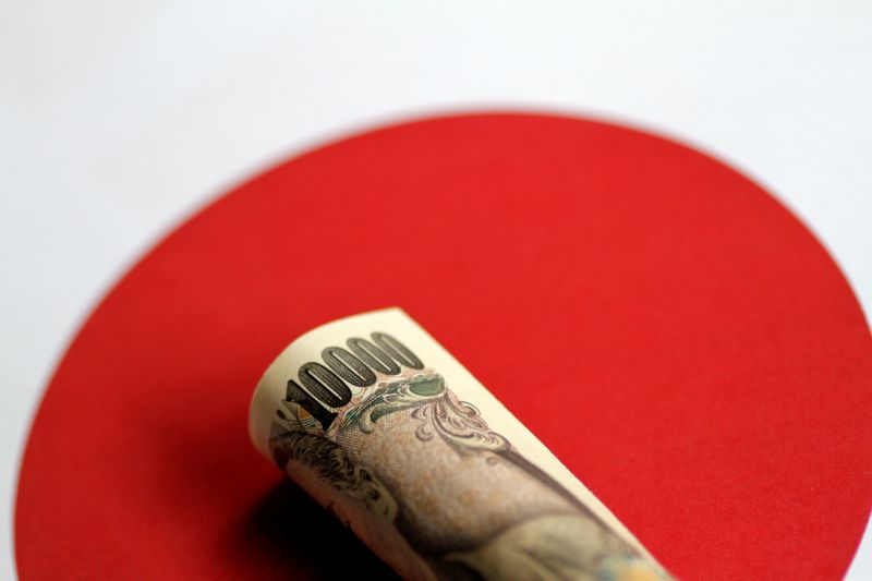 Yen steadies on virus nervousness, euro hit by weak growth outlook