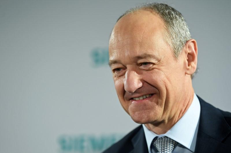 Siemens board member Sen leaves, Siemens Energy gets new CEO