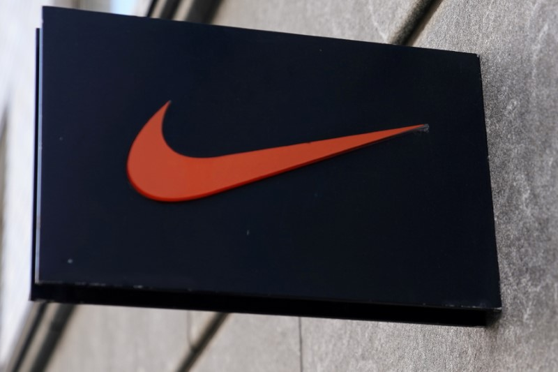 Nike's revenue beats as North America, Europe offset China sales drop