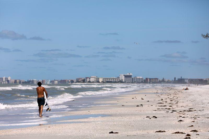 Florida, Nevada may be hit hardest by coronavirus economic shock: study