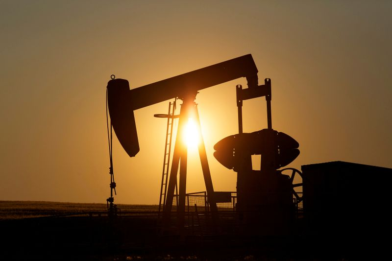 Oil prices tumble as world's storage tanks fill up amid demand shock