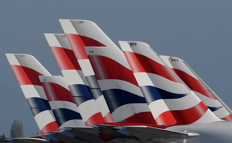 Airline BA warns as many as 12,000 jobs to go